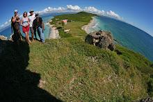Caja de Muertos Island