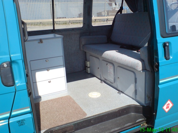 Life And Times Of A Vw Transporter T4