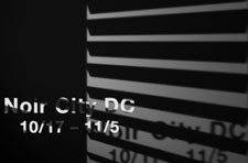 The Great NoirCity Logo is from last year...Film Noir Foundation..First Screening in Wash.D.C...