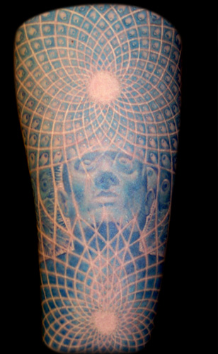 Spiritual Tattoos Trend For 2011