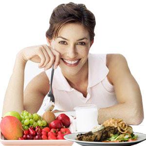 Baje de peso sin dejar de comer