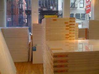 superbizzee chronicles blick art materials canvas sale
