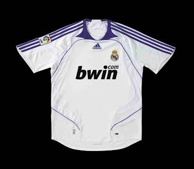 La nueva camiseta del Real Madrid 9745434abac