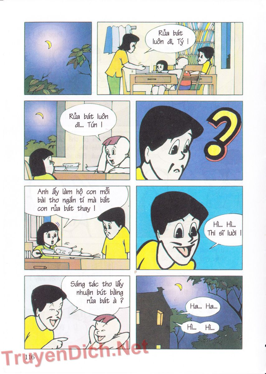 Tý Quậy Tập 3.2 trang 42