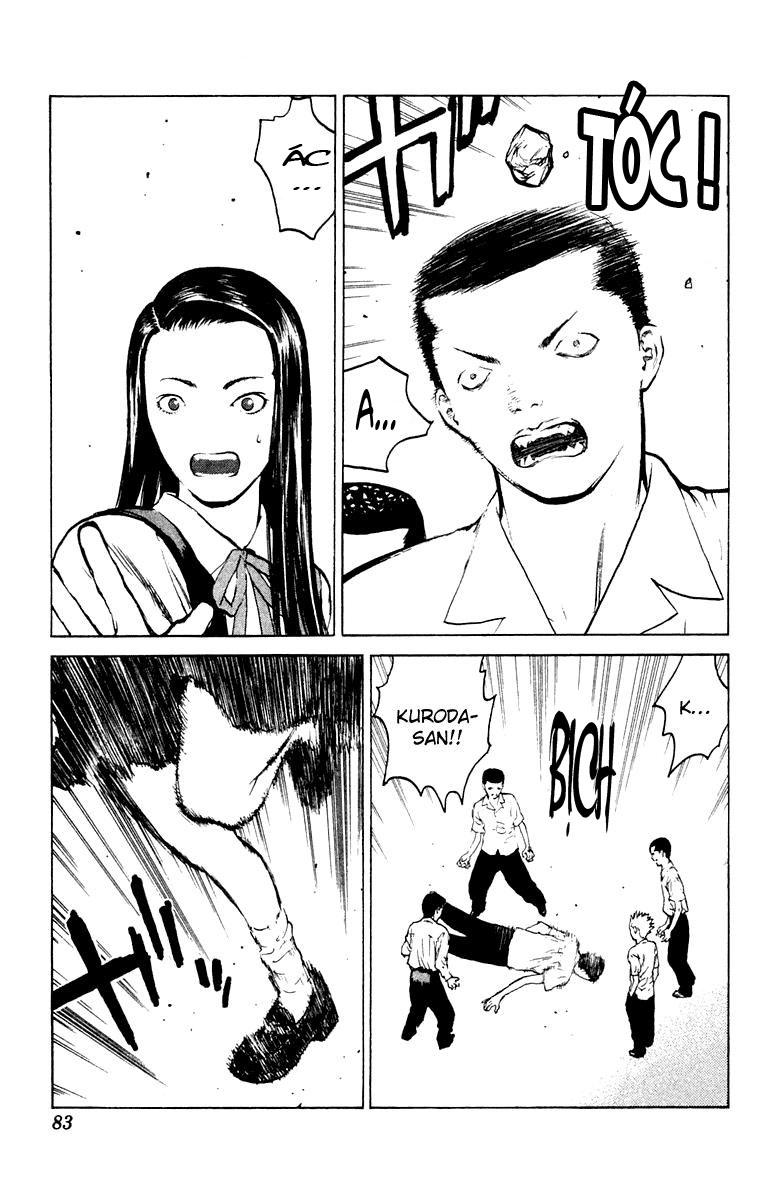 Angel Densetsu chap 56 - Trang 14