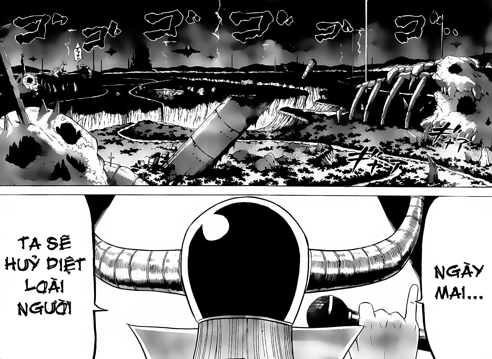 Vua Quỷ - Beelzebub tap 81 - 15