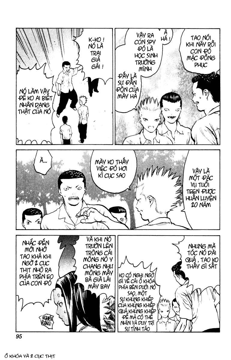 Angel Densetsu chap 56 - Trang 26