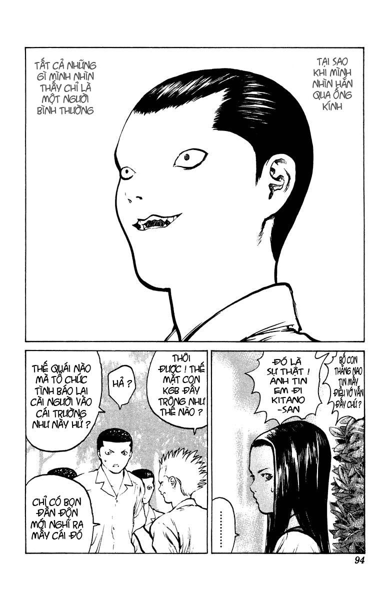 Angel Densetsu chap 56 - Trang 25