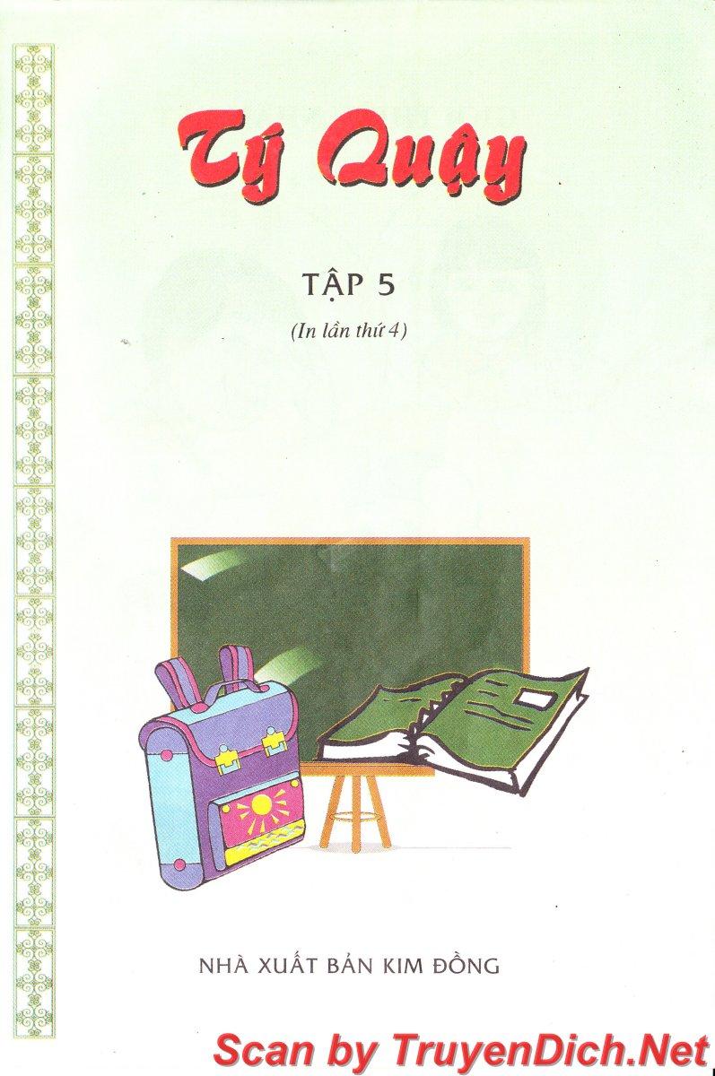 Tý Quậy Tập 5.1 trang 1