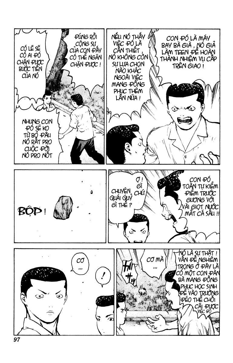 Angel Densetsu chap 56 - Trang 28