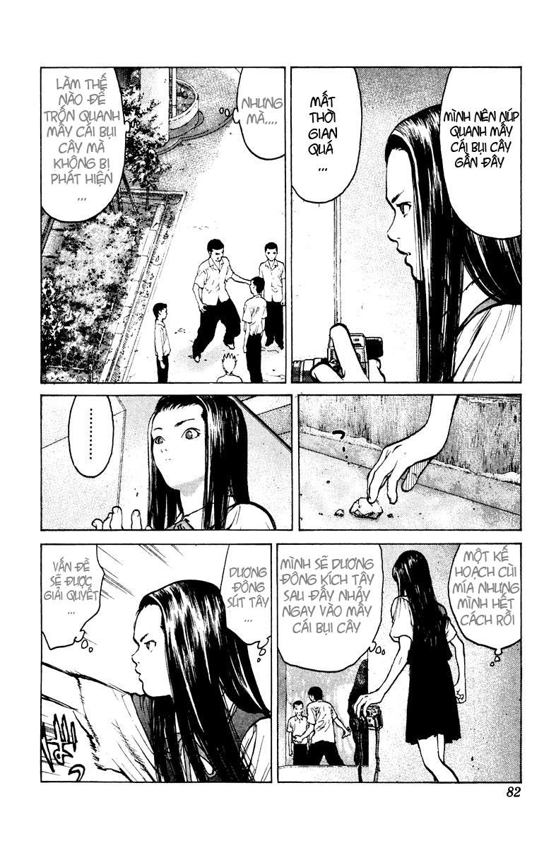 Angel Densetsu chap 56 - Trang 13
