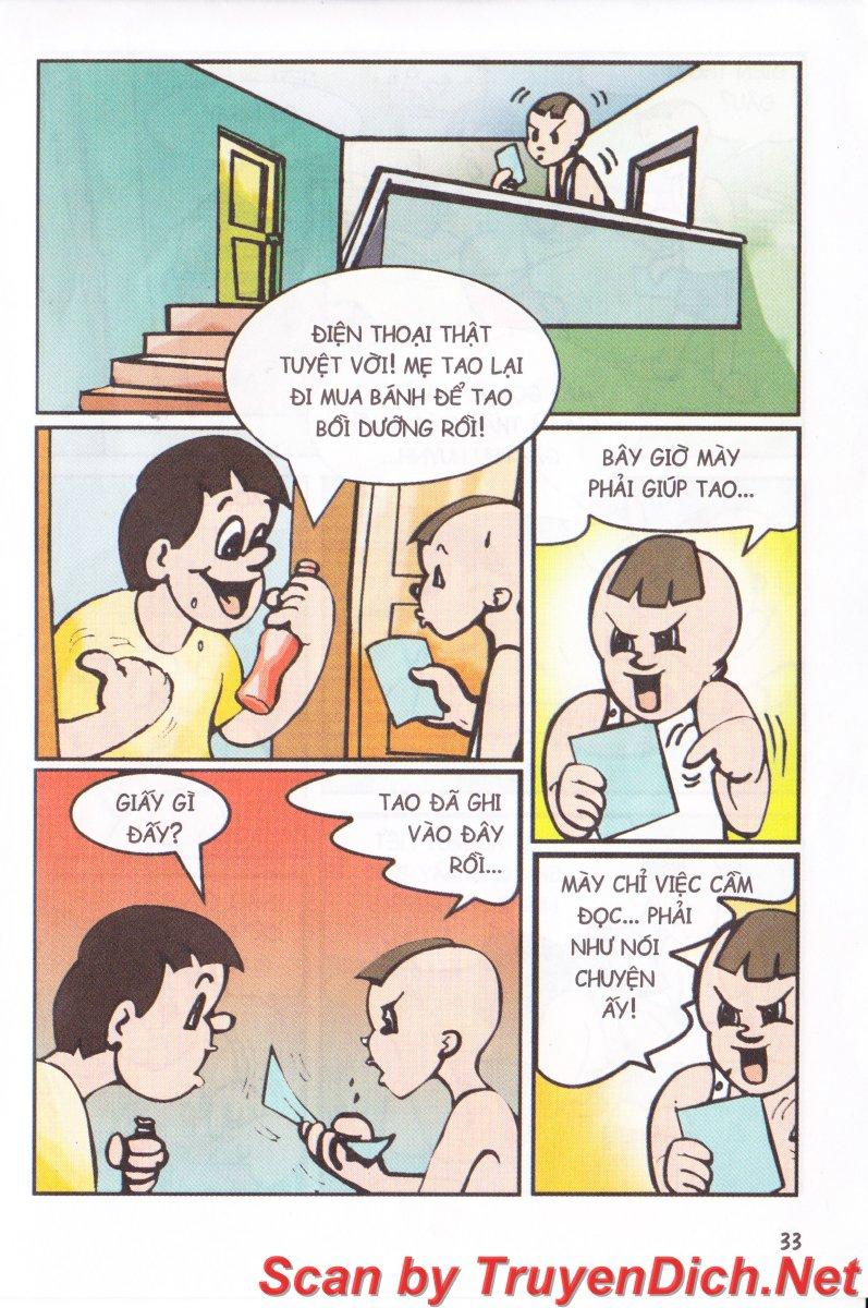 Tý Quậy Tập 5.1 trang 33