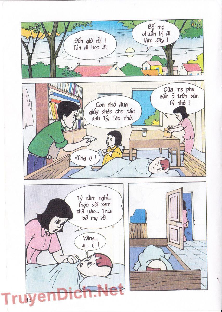 Tý Quậy Tập 3.1 trang 35