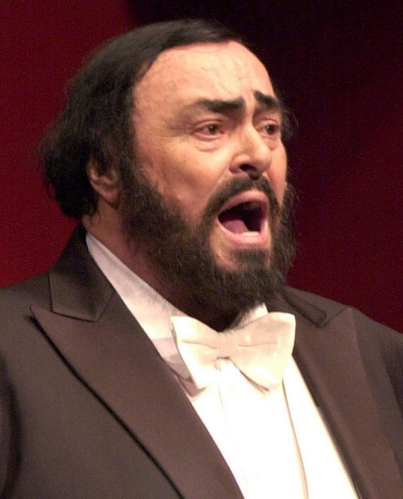 Luciano Pavarotti - Pavarotti In Belgium