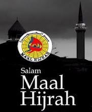 Selamat Tahun Baru Ma'al Hijrah 1433