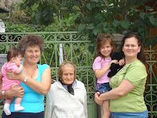 patru generaţii