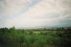 Peste Mureş, din Sărăcsău