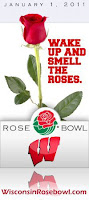 Badgers Rose Bowl