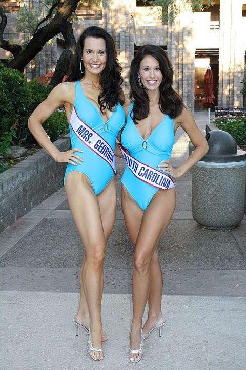 Lalona Richards Lalona S 2nd Day Mrs America Pageant