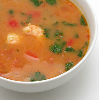 Brazilian shrimp soup recipe eat this for Jamaican fish soup recipe