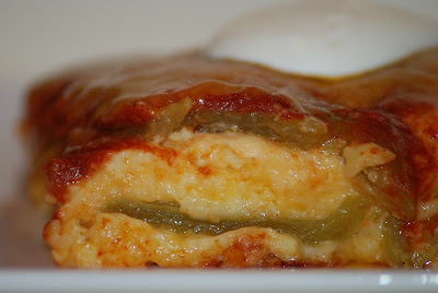 Chile Relleno Casserole is