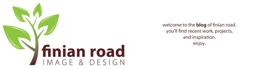 Finian Road Image & Design  •  The Blog