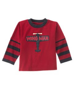 Thomas's Wing Man Tee