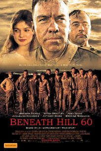 Filme Poster Beneath Hill 60 DVDRip H.264 Legendado