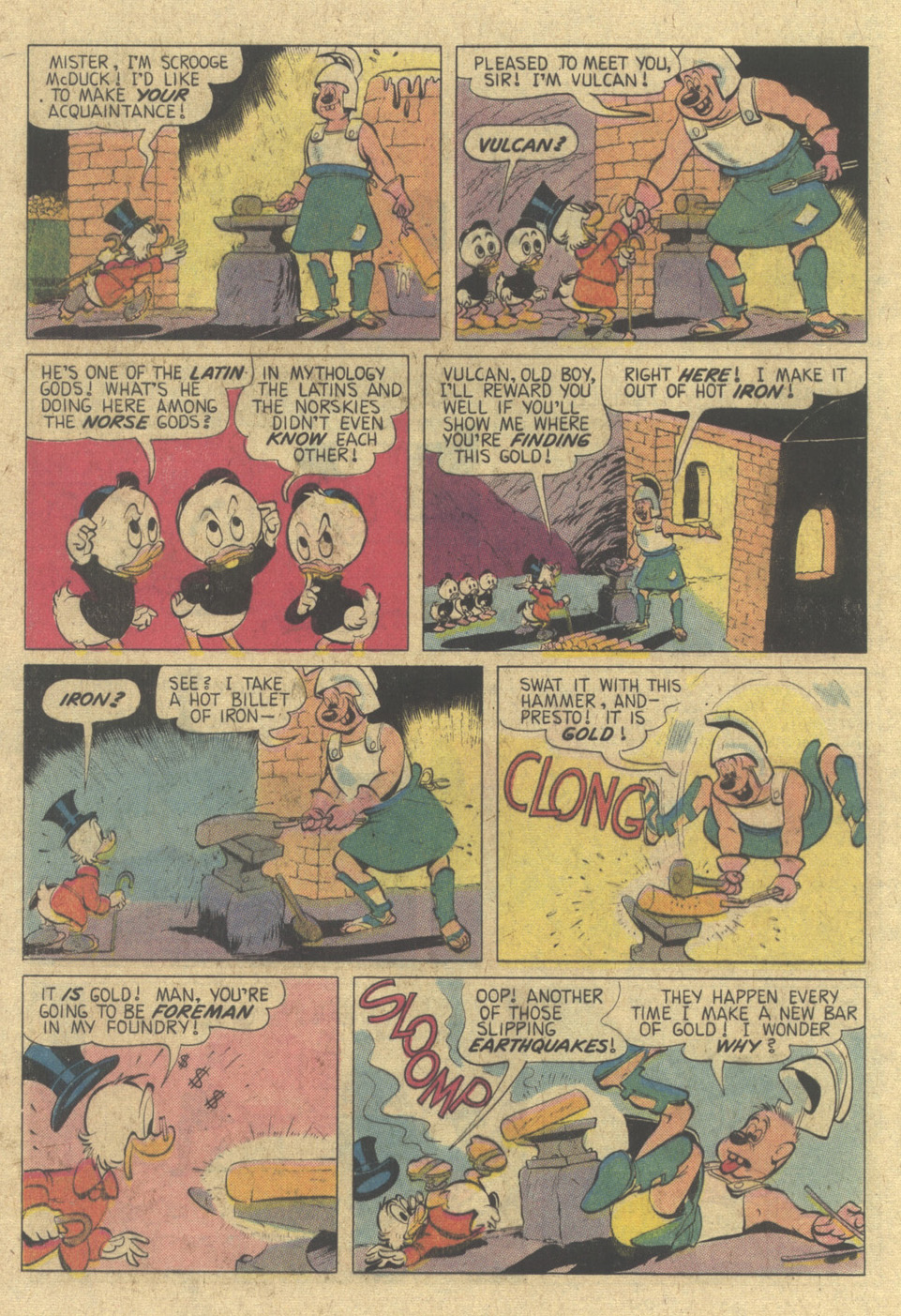 Uncle Scrooge (1953) Issue #147 #147 - English 12