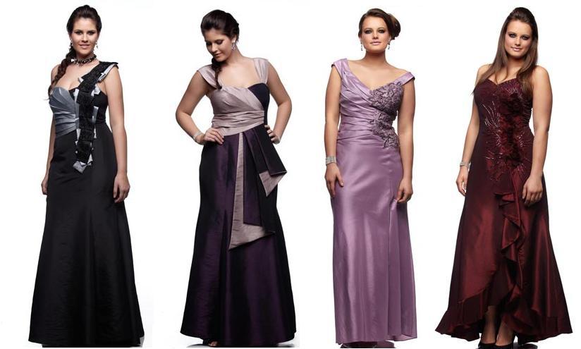 Vestidos de Festa Plus Size- Sonia Baek