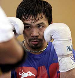 pacquiao vs clottey news update