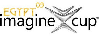 Imagine Cup 2009 Logo by Rasagy Sharma aka RaSh