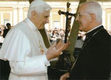 Our Bishop & Pope Benedict