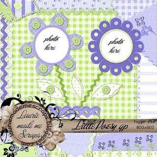 http://lauriemademescraps.blogspot.com/2009/08/little-poesy-quick-page-freebie.html