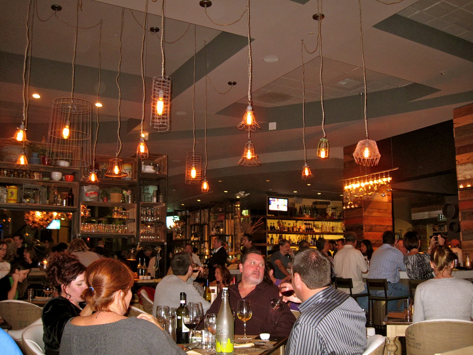 in love with san diego: cucina urbana - Cucina Urbana