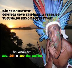 Conheça Novo Aripuanã!