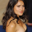 Hollywood sexy avtress Salma Hayek