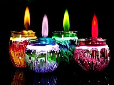 fakta menarik berbagai macam warna yang dihasilkan api