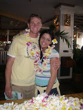 our honeymoon in hawaii