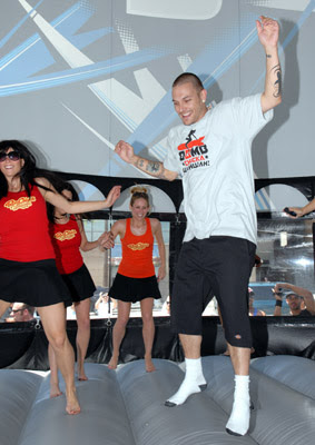 Kevin Federline Launches New Line of AXE Bodysprays