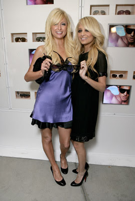 Nicole Richie hosts Armani Exchange Sunglass Launch