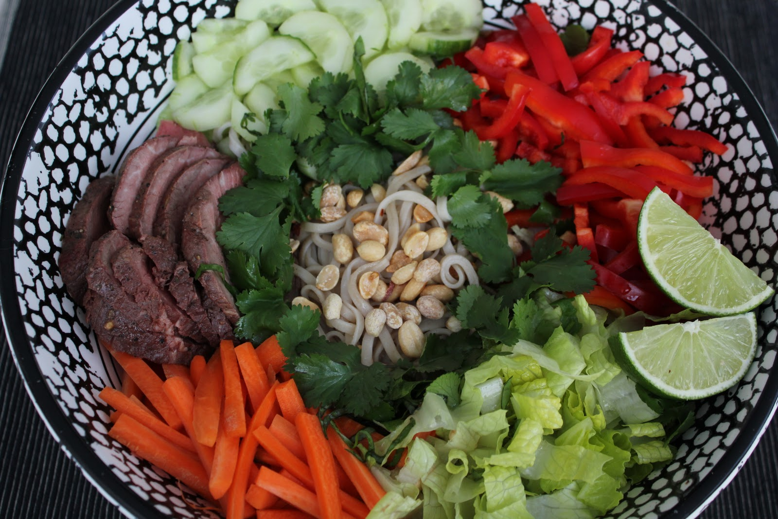 how to make vietnamese noodle bowl