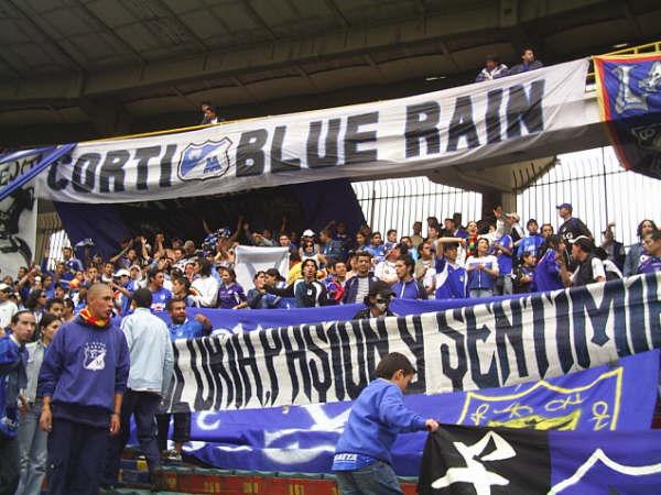 CORTI BLUE RAIN