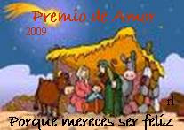 PRÊMIO DE AMOR 2009