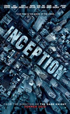 Inception affiche du film