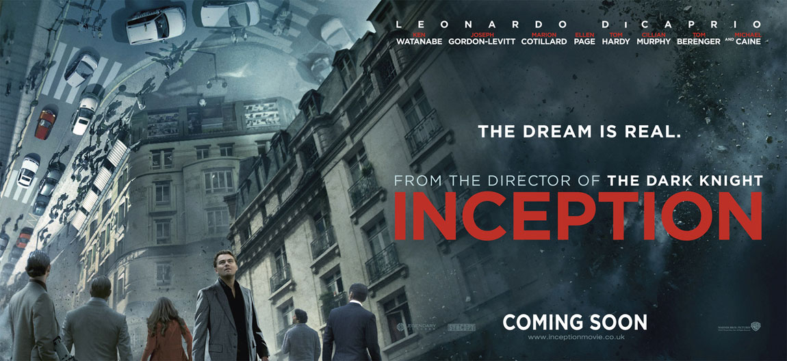 Click on a poster to enlarge  Inception Leonardo Dicaprio Poster