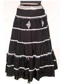 skirts 5 Long skirts