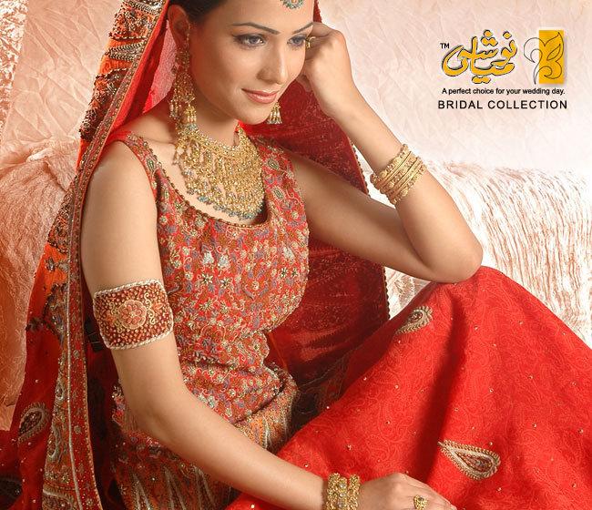 2 9 Pakistani Bridal Dresses