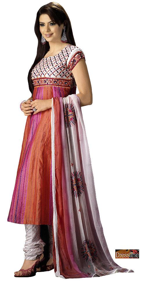 SPR032C Anarkali Dresses