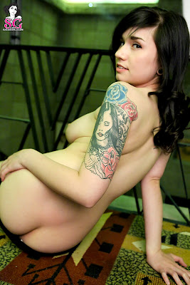 Cewek Bertato Telanjang Tattoo Woman Hot Anda Sexy